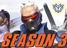 Season 3 của Overwatch sắp kết thúc, phần thưởng mùa này là biểu tượng và hình phun sơn
