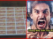 Được mừng cưới hơn 50 thẻ cào 20K, game thủ Việt mỏi tay đêm tân hôn