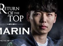 Không phải Huni - tân binh của đội tuyển cũ SKT T1, đây mới là người MaRin muốn đối đầu nhất khi quay trở về quê hương