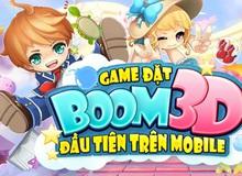 Game thủ Việt sắp được trải nghiệm Boom Mobile vào ngày Valentine 14/02