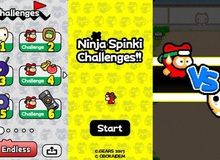 Ninja Spinki Challenges và những lời khen chê của gamer Việt