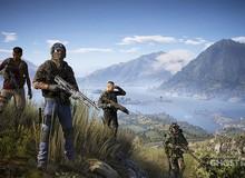 Game bắn súng thế giới mở cực khủng Ghost Recon Wildlands thử nghiệm free 100%