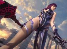 10 game mobile nhập vai có nhân vật nữ quyến rũ nhất hiện nay (P.2)