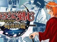 Cuối cùng Rurouni Kenshin: Kengekikenran cũng đã chịu ra mắt rồi