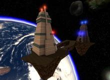Lần đầu có map Counter-Strike bắn nhau trên vũ trụ, nhìn thấy cả trái đất
