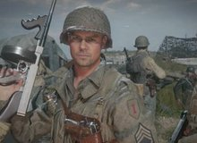 Thuyết âm mưu: Nhân vật trong Call of Duty: WWII đến từ tương lai quay trở về quá khứ?