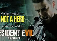Sợ hãi trước sức hút của Outlast 2, Resident Evil 7 phải dời ngày game thủ tái ngộ Chris Redfield