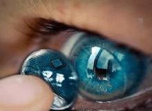Samsung đang sản xuất kính áp tròng chơi game, điều khiển nhân vật chỉ bằng... liếc mắt