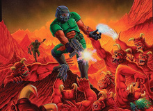 """Sau 25 năm, cuối cùng danh tính của """"chàng lính áo xanh"""" trong bìa đĩa game nổi tiếng cũng được hé lộ"""