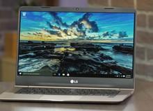 LG Gram - Laptop siêu mỏng chưa đầy 1kg sắp ra mắt thị trường Việt Nam