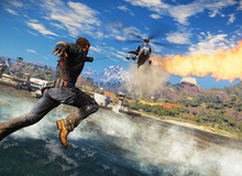 Cần gì crack nữa, game cực hay Just Cause 3 đang cho chơi miễn phí hoàn toàn trên Steam