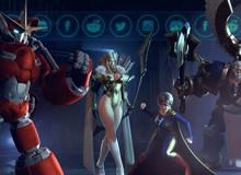 Game hành động siêu đã tay Hyper Universe sẽ lên Steam vào tuần sau