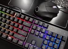 Bộ combo bàn phím và chuột chơi game tuyệt vời giá dưới 2 triệu mới ra mắt