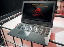 Asus ROG Chimera G703: Laptop chơi game đầu tiên trên thế giới có màn hình 144Hz