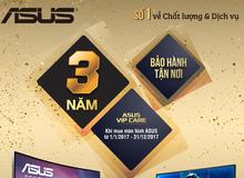 Asus cung cấp dịch vụ bảo hành tận nơi màn hình cho game thủ Việt