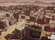 Vào server test Battlegrounds chơi thử, game thủ bất ngờ phát hiện ra toàn bộ bản đồ sa mạc mới toanh