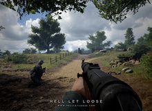 Hãy quên Call of Duty vừa ít người vừa nhiều hack đi, đã có game bắn súng Thế chiến cho... 100 người cùng chơi rồi!