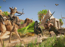 Assassin's Creed: Origins đang làm game thủ dùng card đồ họa AMD khóc ròng vì quá nặng quá giật
