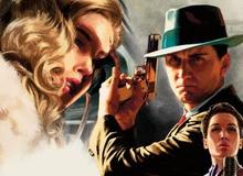L.A Noire - Kiệt tác game trinh thám tung trailer mới tuyệt đẹp, ra mắt ngày 14/11 trên PS4