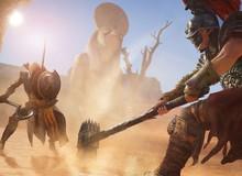Ubisoft: Assassin's Creed: Origins quá nặng đơn giản là vì game đẹp, không phải do dùng hai lớp bảo mật Denuvo