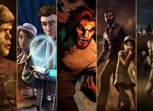 Cha đẻ của hàng loạt game phiêu lưu cốt truyện siêu đỉnh cắt giảm nhân viên hàng loạt vì game làm ra nhiều mà chán