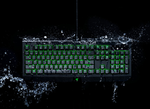 Razer nâng cấp dòng bàn phím cơ BlackWidow Ultimate với khả năng chống nước tiêu chuẩn IP54