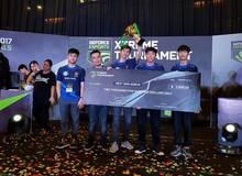 """""""Giã"""" đội chủ nhà 2 trắng không gỡ nổi, Next Gen Aorus Việt Nam đăng quang ngôi vô địch GEXT 2017 Đông Nam Á"""
