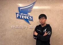 LMHT: Afreeca Freecs tìm được người lấp chỗ trống của Marin, khu vực GPL nhập khẩu thêm 2 tuyển thủ Hàn
