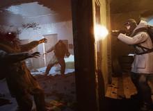"""Dead Dozen - Tựa game gây """"mất tình đoàn kết"""" sắp ra mắt đầu năm 2018: người chơi sẽ được vào vai zombie khát máu đi hành hạ bạn bè"""