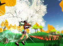Game chỉ do 2 game thủ Việt phát triển Battle Splash đã được chấp nhận lên Steam