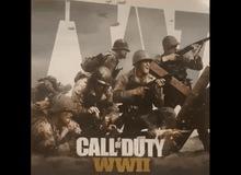 Bất ngờ lộ diện ngày ra mắt của Call of Duty: WWII: 03/11!