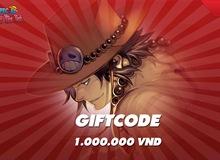 "SohaPlay tặng 200 Giftcode ""1 triệu đồng"" cho các game thủ One Piece Online"