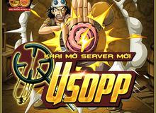 Nhân dịp khai mở server mới Usopp, Manga GO tặng ngay Giftcode trải nghiệm