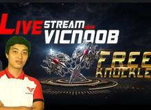 Chung kết Đột Kích CFEL 2017 S1 sẽ lên sóng livestream cùng caster VicNoob