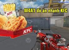 """Đột Kích: Hết phiên bản """"âm nhạc"""", Tencent lại mang tới cho game thủ súng mang """"mùi vị"""" KFC"""