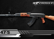 """AK-47 Silencer, dòng AK """"khủng"""" bị lãng quên trong Đột Kích"""