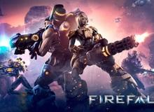 Firefall - Game bắn súng đỉnh cao bất ngờ đóng cửa trên PC chuyển hướng mobile