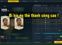 """FIFA Online 3: Đây là những """"bí kíp"""" ép thẻ tỉ lệ thành công cao mà game thủ vẫn truyền cho nhau"""