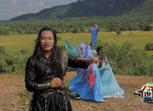 Chết cười với clip cover Trọn Tình của Thánh Borelo Lưu Minh Tài Smile trong Tru Tiên 3D Moible