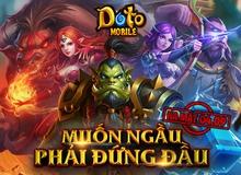 Tặng 400 VIP Code Doto Mobile nhân ngày ra mắt tại Việt Nam