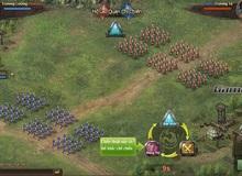 SohaPlay tặng 300 Vipcode webgame Công Thành Xưng Đế