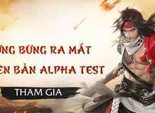 Tặng 400 Giftcode Hàng Long Phục Hổ nhân dịp Alpha Test tại Việt Nam