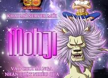 Nhân dịp khai mở server mới Mohji, Manga GO tặng ngay 2000 Giftcode trải nghiệm