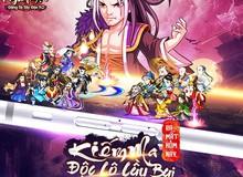 Mừng ra mắt Kiếm Ma Độc Cô Cầu Bại, Đông Tà Tây Độc tặng 1000 Giftcode cho người chơi