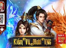 Tặng 700 Giftcode Kiếm Vũ Mobi VNG nhân dịp ra mắt tại Việt Nam