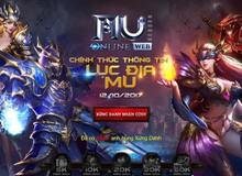 MU Online Web mở cửa chính thức tại Việt Nam vào ngày 12/10