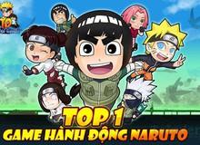 SohaPlay tặng 300 Giftcode Naruto Đại Chiến tháng 10