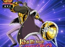 Server mới Don Krieg chính thức ra mắt, Manga GO tặng ngay 2000 Giftcode trải nghiệm