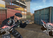 Sau tất cả, cận chiến VIP Knuckles 2 Infernal Dragon là vũ khí tiếp theo được tặng miễn phí cho game thủ Đột Kích
