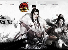 SohaPlay tặng 300 Vipcode Lang Gia Bảng tháng 10